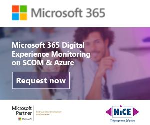 NiCe Microsoft 365 Monitoring