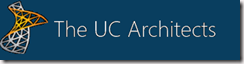 The UC Architects logo
