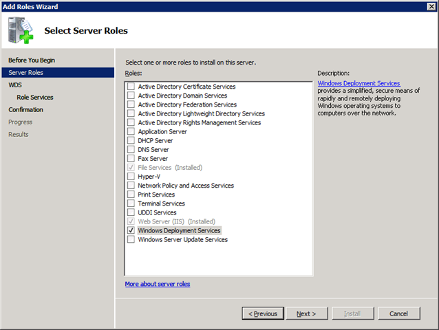 Windows Deployment Services: A Real Ghostbuster Part 1 - Dave