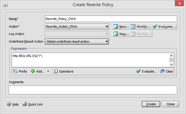 Simplifying the OWA URL with Citrix Netscaler - Dave Stork's
