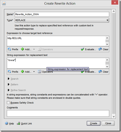 Simplifying the OWA URL with Citrix Netscaler - Dave Stork's IMHO
