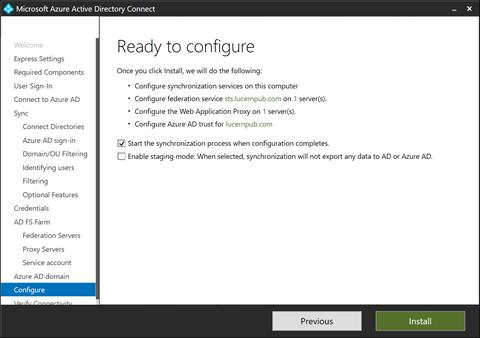 Ready to configure (click for original screenshot)
