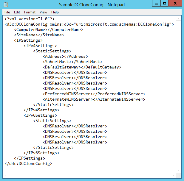 Dhcp Configuration File Sample