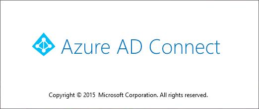 Azure AD Connects Splash Screen (click for original screenshot)