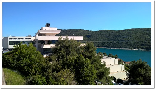 The Grand Hotel Neum (click for larger photo)