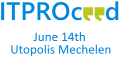 ITPROceed 2016