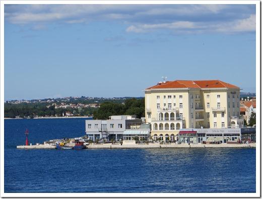 View on the Porec Palazzo (click for larger photo, shot by Aleksandar Nikolic)