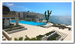 The Valamar Infinity Pool (click for larger photo)