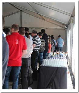The ITPROceed BBQ, a new spectacle! (photo courtesy of the ITPROceed organization)