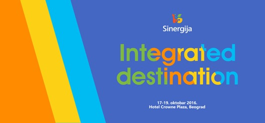 Microsoft Sinergija 16: Integrated destination
