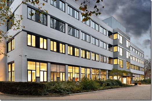 OGD HQ at Rotterdamseweg 380 in Delft, the Netherlands