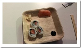 Sushi! (click for lerger photo)