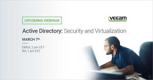 Active Directory: Security and Virtualization