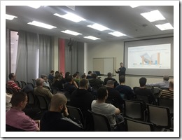 Making the case for lightweight device management (click for larger photo by Romeo Mlinar)