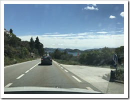 Travelling to Neum. Almost there! (click for larger photo)