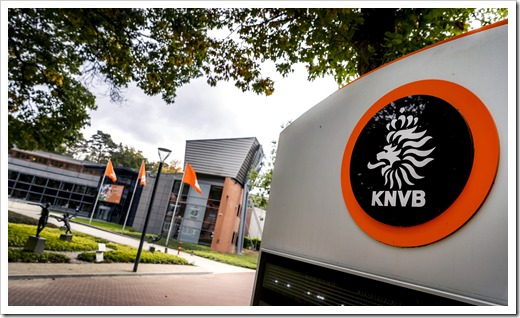 Impression of the KNVB Campus