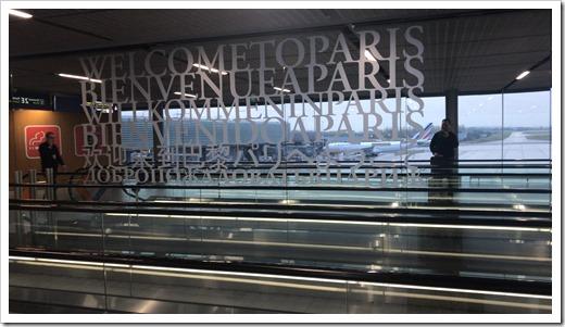 Welkcome to Paris