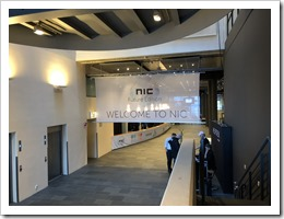 Welcome to NIC (click for larger photo)