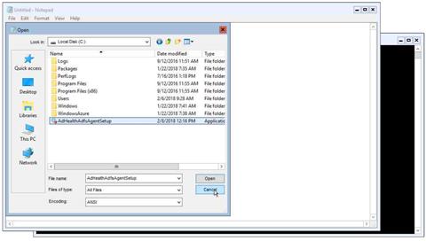Notepad Paste (click for original screenshot)