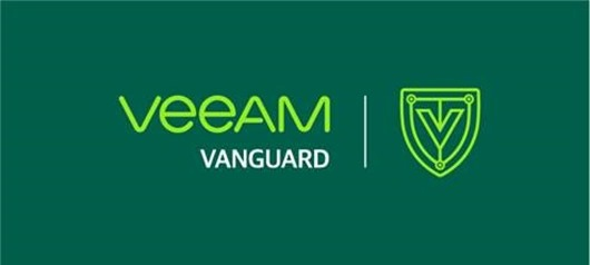 I'm a 2020 Veeam Vanguard