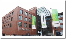 The Centric headquarters in Gouda (click for larger photo)
