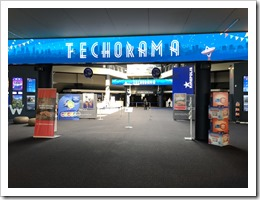 Techorama Banners (Click for larger photo)