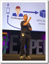 Explaining MFA Server's Flow (click for larger photo, by Raymond Comvalius)