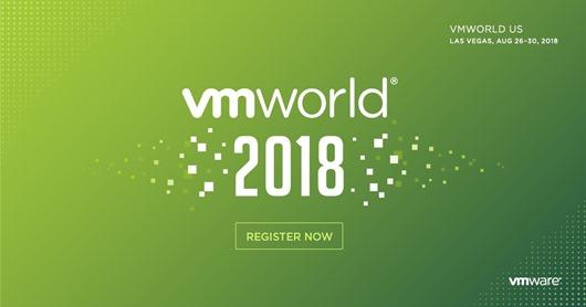 VMworld US 2018
