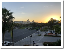 An Early Morning in Orlando for the Ignite Keynote (click for larger photo)