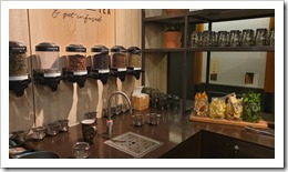 Variety of Tea at the Carlton President Hotel (click for original photo by Barbara Forbes)