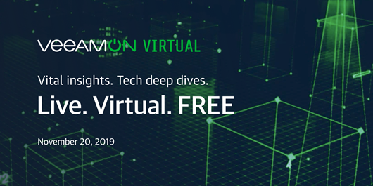 VeeamOn Virtual