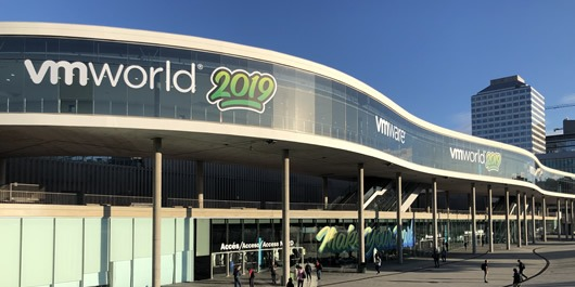 VMworld Europe 2019 at Fira Gran Via
