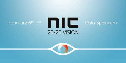 NIC 20/20 Vision - February 6th-7th - Oslo Spektrum