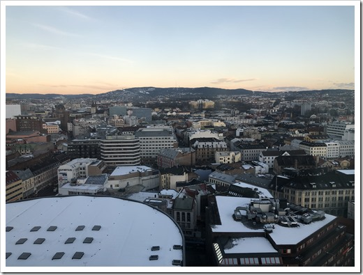 Good morning, Oslo! (click for larger photo)