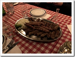 Serbia, Meat Country! :-) (click for larger photo)