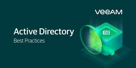 Veeam Active Directory Best Practices