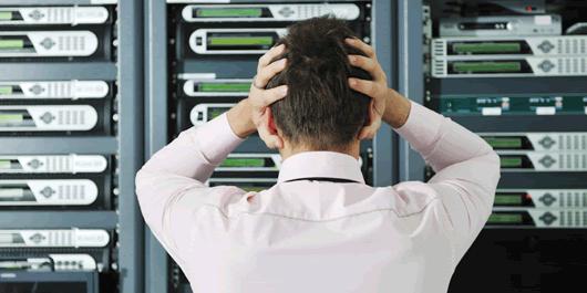 Rendomly rebooting Domain Controllers